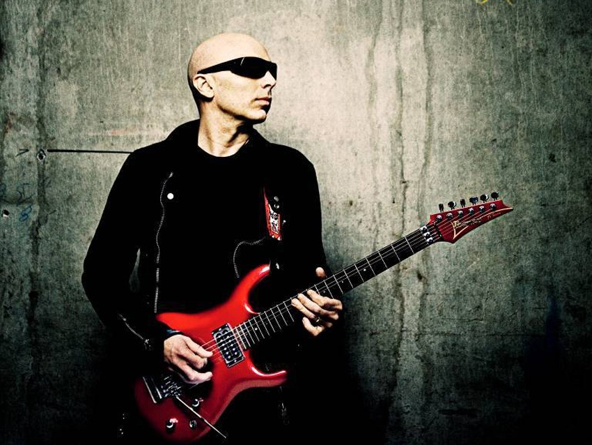 Satriani Surfing With The Alien