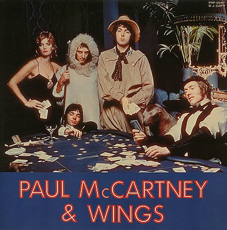 Madesu Blog Paul Mccartney And The Wings
