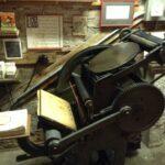 gianni basso printing machine