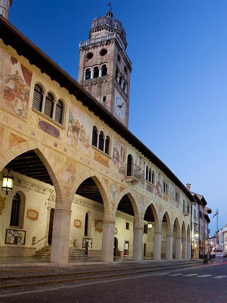 conegliano city center