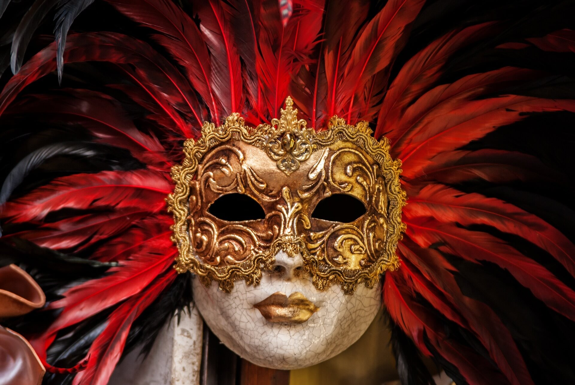 history of the mask in venice