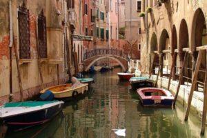venice little canal
