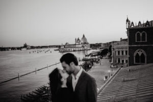 Wedding Proposal at Hotel Danieli